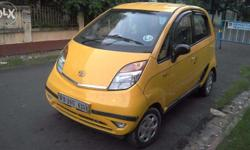 Tata Nano LX model ,factory made original colour