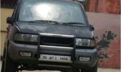 Tata Safari diesel 100000 Kms 1999 year