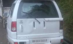 Tata Safari diesel 86000 Kms 2006 year