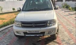 Tata safari in good condition with new tyre and engine