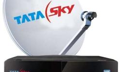 Tata Sky Set Top Box New Connection SD 1700/- With HD
