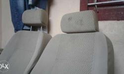 Tavara bucket seats no used. No damage new seats
