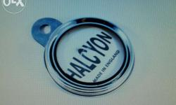 halcyon brand.made in england ,stainless steel tax dics
