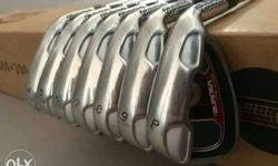 Taylormade Burner Plus Golf Iron Set (Rarely used)