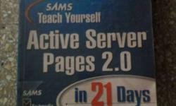 teach yourself active server pages 2.0