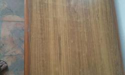 teak wood big table for sale. table condition like new