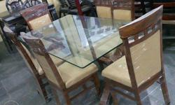 TEAK WOOD pure quality DINING TABLES , recliners and