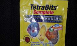 Tetrabits complete 15gm pack 3 pcs for 120 rupees.