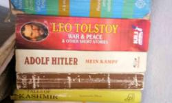 Stock Of Assorted Textbooks