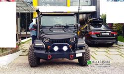 "Offroad Bumper Light Bar 51"" avaiable for 7500 rs Limb"