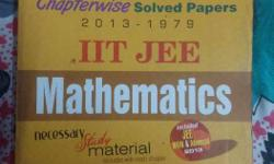 That book is for competition of iit and this book is