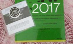 The 2017 Official Guide for GMAT in excellent condition