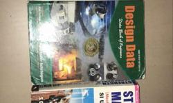 The above books are related to Mechanical Engineering