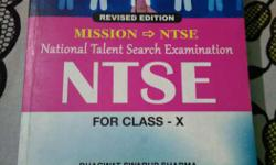 The best book to crack NTSE by S Chand .price