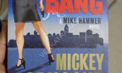 The Big Bang - Crime - Thriller - A Mike Hammer Novel