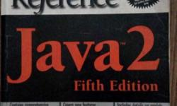 The Complete Reference Java 2 Fifth Edition Book. It's
