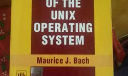 The Design Of The Unix Operating System By Maurice J