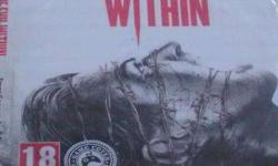 Hey Guys, I am Selling my The EVIL WITHIN for cheap