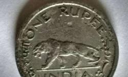 the Freedom Coin ,,, Last Memento of British rule in