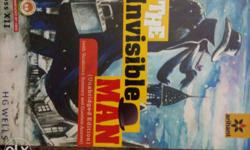 The Invisible Man Comic Book