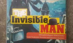 The invisible man novel for cbse class 12
