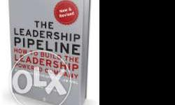 Brand new book by Charan. A book on leadership
