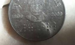 The Most Popular Louis Braille coin