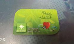 The most precious NANO card. Power of nature. This is