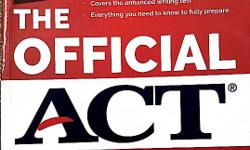 WILEY Publications, The Official ACT Prep Guide, THE