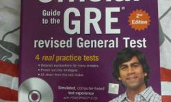 The Official Guide To The Gre Book