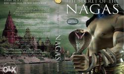 The Secret of the Nagas is the second novel of the
