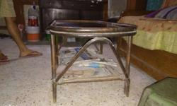 The table is in good condition can be used for many