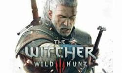 The Witcher Sony PS4 Game Willing to exchange. No cheap