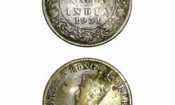 This Is A Coin Of 1931. Intresting Buyers Can Contact
