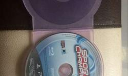 This is a Ps3 move game you will need a ps3 move and a