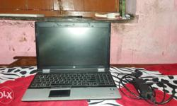 This is my hp pro book in good condition bt due to