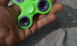 this is two spinner one radium and one