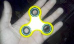 This spinner spins for 1min 30 seconds