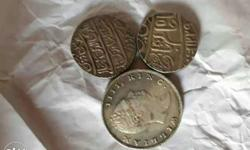 Three Assorted Coins