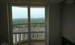 Sea facing Three bedroom all with attached bathroom,