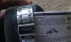 TIMEX new watch not yet used.The actual price is 6995rs