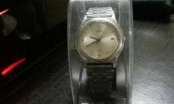 Timex vista original watch in excellent condition