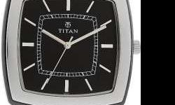Key Features of Titan 90016KC01 Analog Watch - For Men