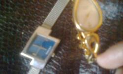 Hi two watches for sale one titan raga and one fastrack