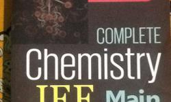 Complete IIT-JEE Chemistry published by Tata McGraw