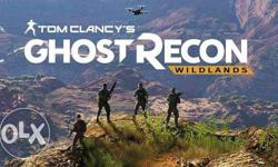 Tom clancy ghost recon wildlands pc game i have many pc