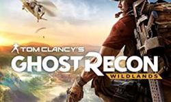 Tom Clancy's Ghost Recon PS4 Game Poster