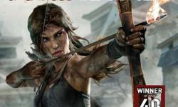 Tomb raider the game of the year is free of exchange