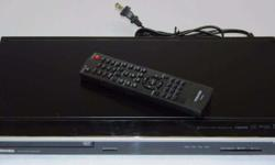 Toshiba DVD Player SDK 1000 with Remote and HDMI