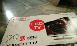 "Toshiba LED HD 29"" TV"